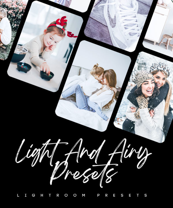 Light And Airy Presets 01